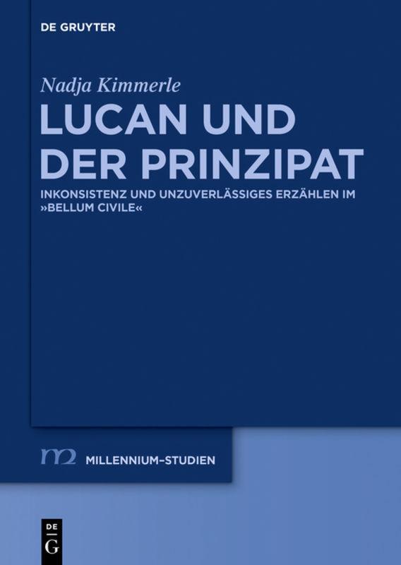 Lucan und der Prinzipat Nadja Kimmerle
