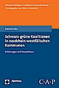 Schwarz-grüne Koalitionen in nordrhein-westfälischen Kommunen