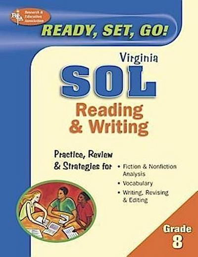 Virginia SOL Reading & Writing: grade 8