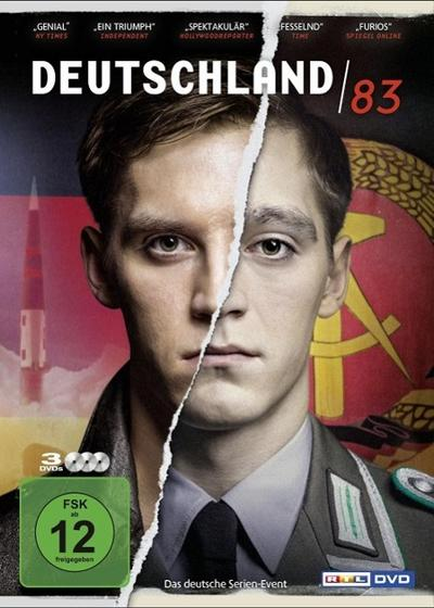 Deutschland 83 [3 DVDs]