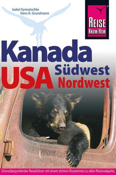 Reise Know-How  Kanada Südwest/USA Nordwest