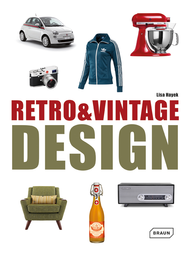 Retro & Vintage Design Lisa Hayek