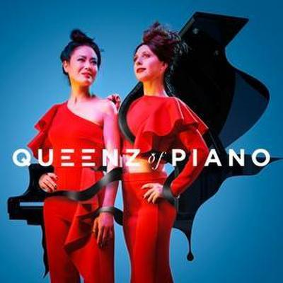 Queenz of Piano, 1 Audio-CD
