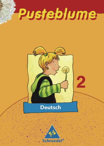 Pusteblume 2. Sprachbuch. CD-ROM für Windows XP/2003/2000/98