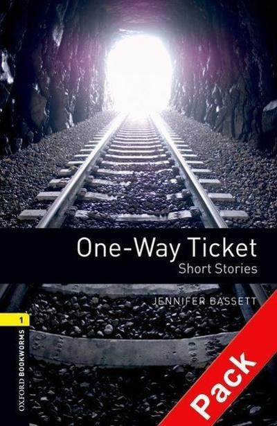 Stage 1. One-Way Ticket Audio CD Pack