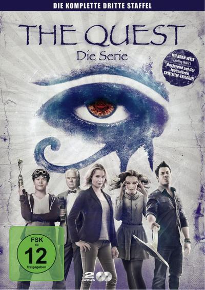 The Quest - Die Serie, Staffel 3