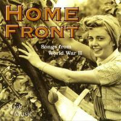 Home Front-Songs from World War II
