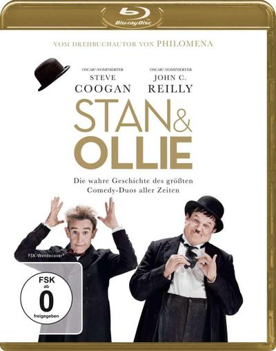 Stan & Ollie. Blu-Ray
