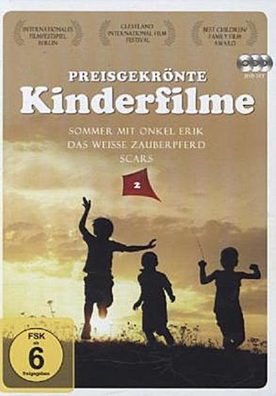 Preisgekrönte Kinderfilme 2