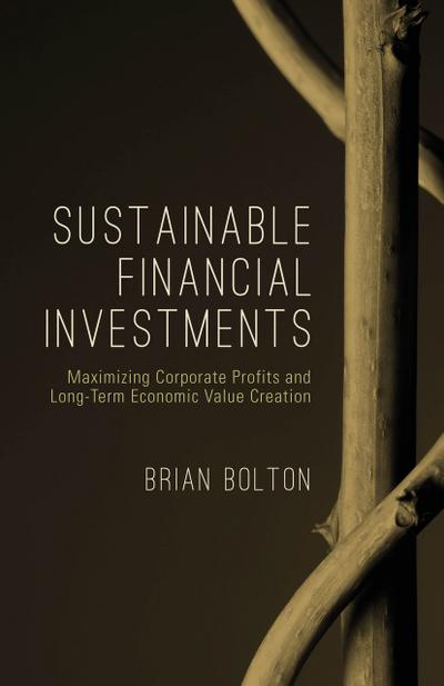 Sustainable Financial Investments