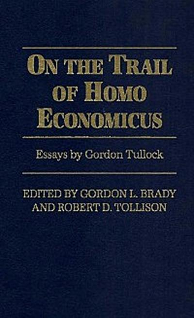On the Trail of Homo Economicus