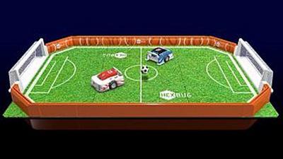 HEXBUG Game Bots - Robotic Football