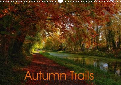 Autumn Trails (Wall Calendar 2019 DIN A3 Landscape)