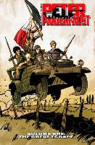 Peter Panzerfaust Volume 1: The Great Escape