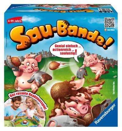 """Ravensburger Kinderspiel """"Sau-Bande!"""""""