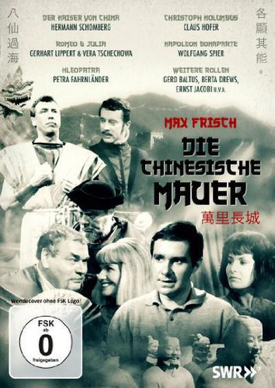 Max Frisch: Die Chinesische Mauer