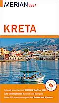MERIAN live! Reiseführer Kreta: Mit Extra-Karte zum Herausnehmen
