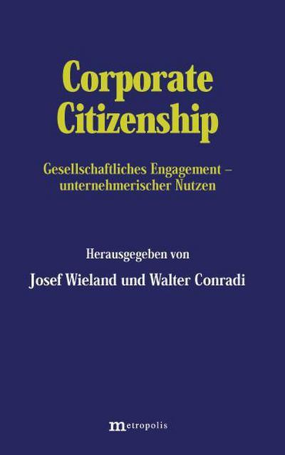 Corporate Citizenship