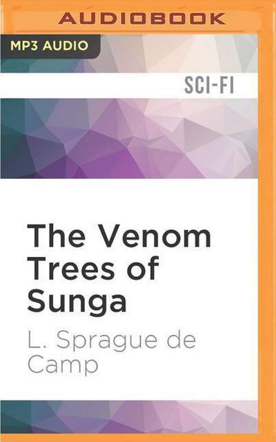 The Venom Trees of Sunga