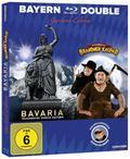 Bayern Double Geschenkedition - Die Geschichte von Brandner Kasper und Bavaria in einer Box (Limitierte Geschenkedition, 2 Discs) [Blu-ray]