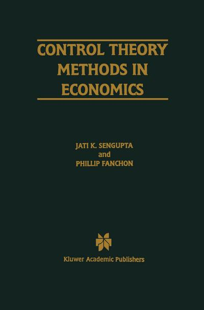 Control Theory Methods in Economics