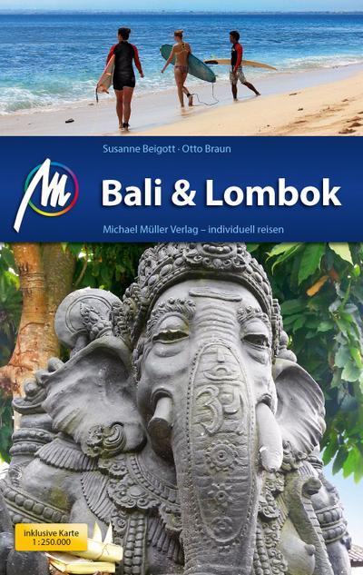 Bali & Lombok: Reiseführer mit vielen praktischen Tipps.