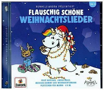 Pummeleinhorn präsentiert flauschig schöne Weihnachtslieder