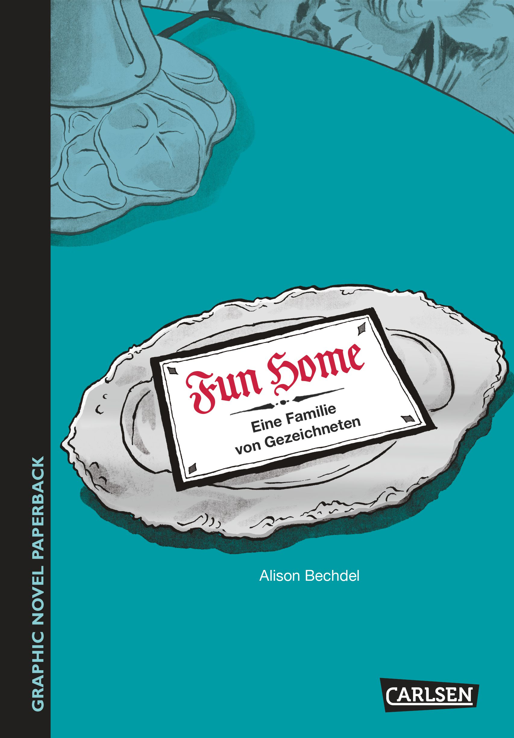 Alison Bechdel Graphic Novel paperback: Fun Home
