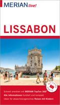 MERIAN live! Reiseführer Lissabon; Mit Extra-Karte zum Herausnehmen; MERIAN live; Deutsch
