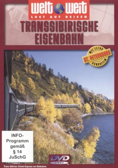 Weltweit: Transsibirische Eisenbahn
