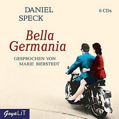 Bella Germania - Jumbo Neue Medien - Audio CD, Deutsch, Daniel Speck, Lesung, Lesung