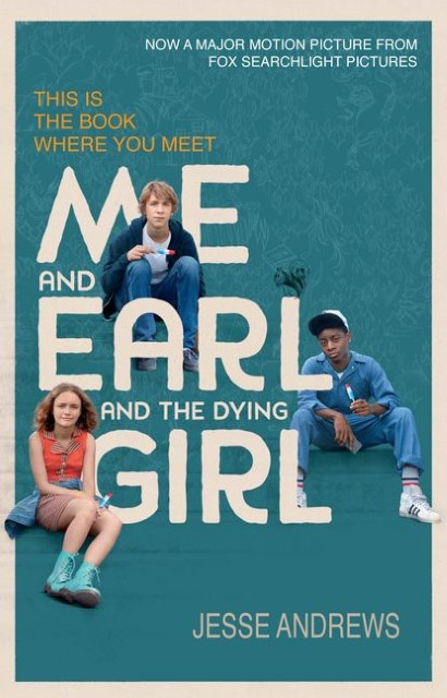 NEU Me and Earl and the Dying Girl Jesse Andrews 290535