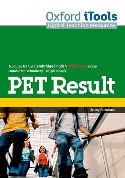 PET Result iTools