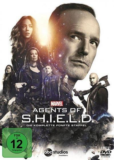 Marvel's Agents of S.H.I.E.L.D.. Staffel.5, 6 DVD