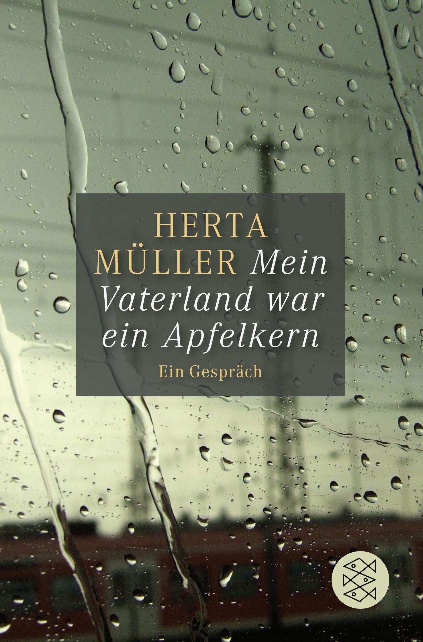 NEU Mein Vaterland war ein Apfelkern Herta Müller 033652