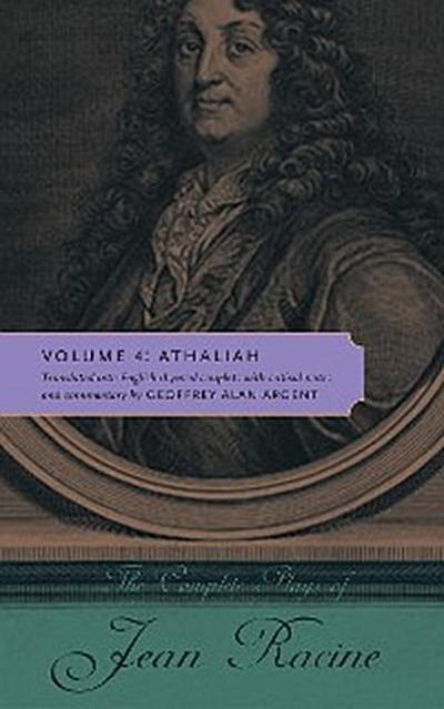 The Complete Plays of Jean Racine