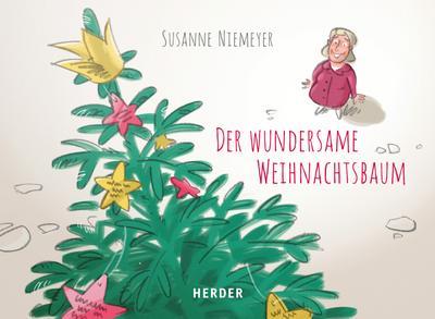 Der wundersame Weihnachtsbaum; Ill. v. Mantel, Michael; Deutsch; Durchgehend vierfarbig bebildert