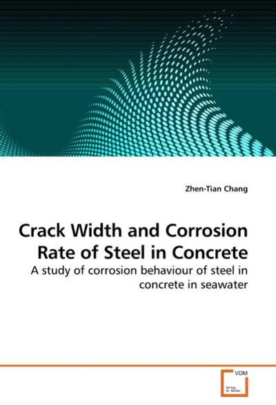 Crack Width and Corrosion Rate of Steel in Concrete