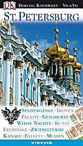 Vis-à-Vis Sankt Petersburg; Vis à Vis; Deutsch; 750 farb. Fotos, Ktn, Zeichn., Farbleitsystem, histor. Abriss, Schnittzeichn., Grundr., Routentips, Stadtpl.