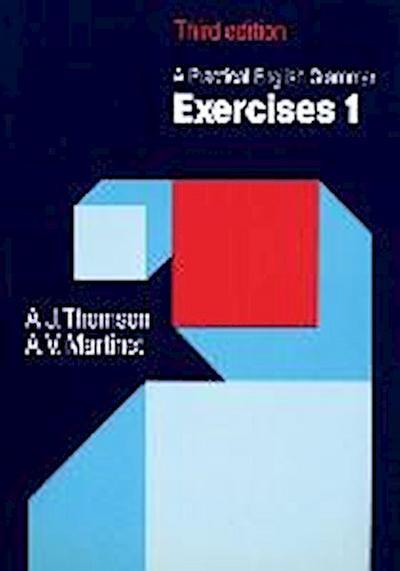 A Practical English Grammar, Exercises. Pt.1