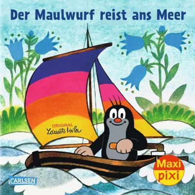 Maxi-Pixi Nr. 212: VE 5 Der Maulwurf reist ans Meer