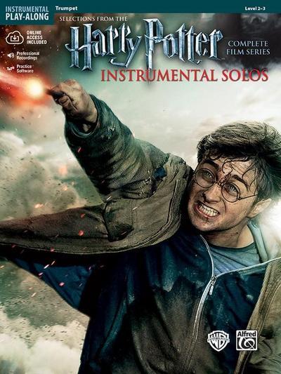 Harry Potter Instrumental Solos - Trumpet, w. MP3-CD