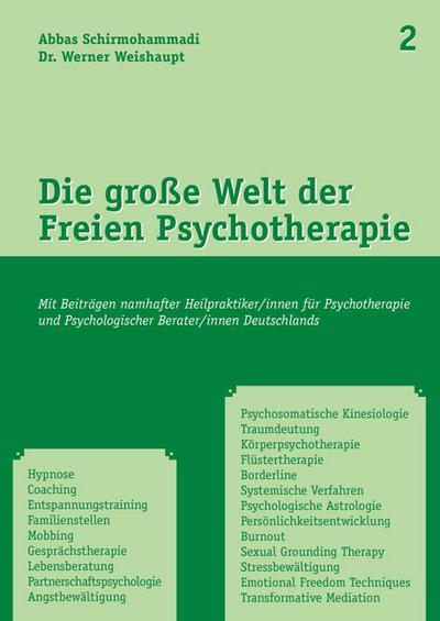 Die große Welt der Freien Psychotherapie 2