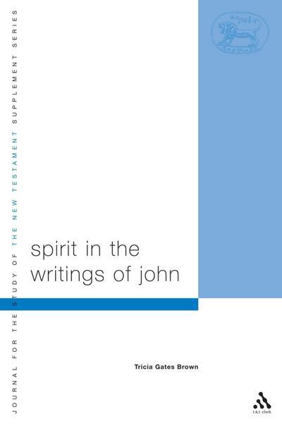 Spirit in the Writings of John