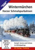 Wintermärchen Harzer Schmalspurbahnen