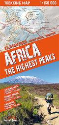 Africa. The highest peaks. terraQuest Trekkin ...