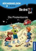 Die drei ??? Kids, Bücherhelden 2. Klasse, Die Piratenbande