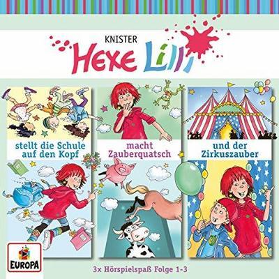 Hexe Lilli 3er-Box 1