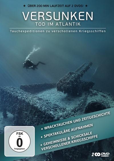 Versunken - Tod im Atlantik