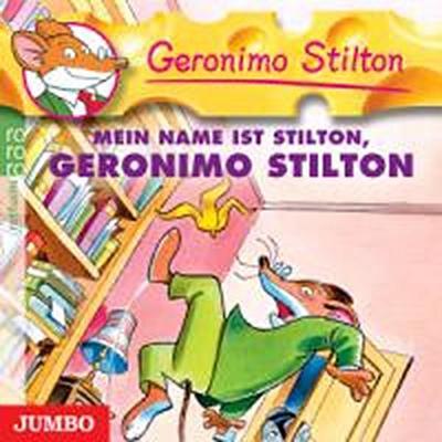 Mein Name Ist Stilton,Geronimo Stilton (Folge 1)